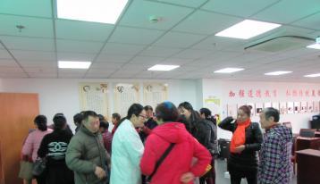 """市民文化节""""医""""先行,《养生与健康保健知识》进南汇"""